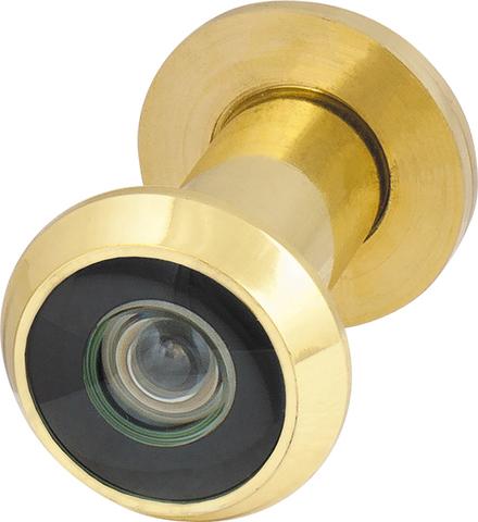 Глазок дверной, Armadillo (Армадилло) пластиковая оптика DV1, 16/35х60 GP Золото