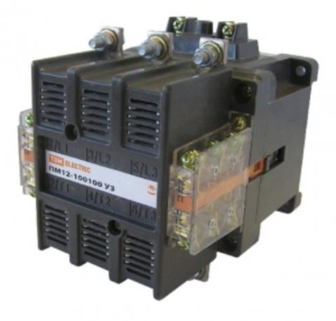 ПМ12-125100 У3В 220В TDM