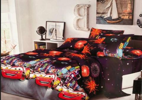 Комплект постельного белья Капитошка 0053
