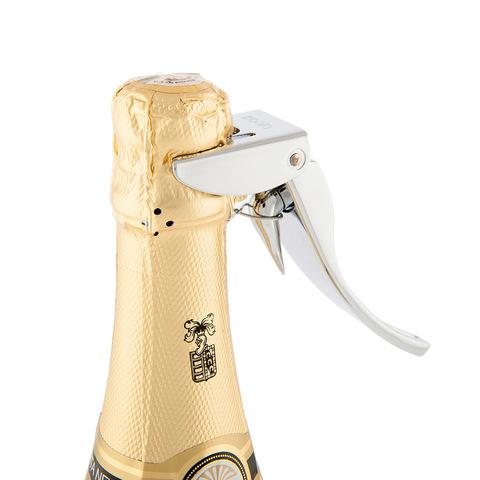 Набор для шампанского Brut серебряный
