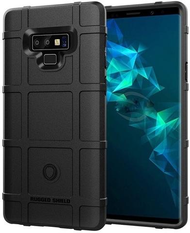 Чехол для Samsung Galaxy Note 9 цвет Black (черный), серия Armor от Caseport
