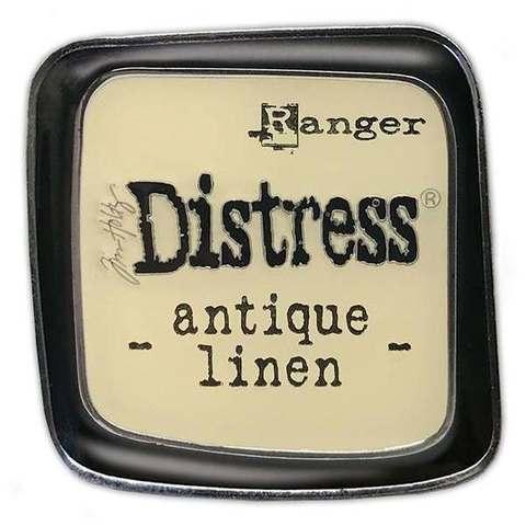 Декоративные значки с эмалью Tim Holtz Distress Enamel Collector Pin Set -белый