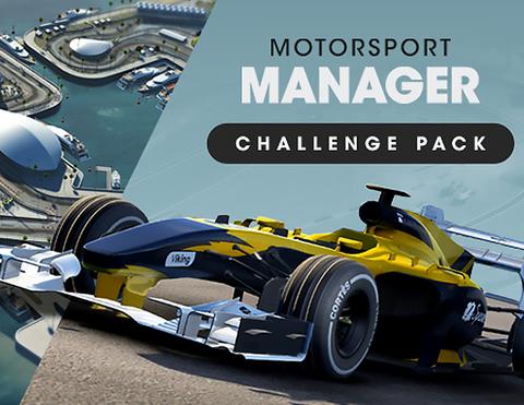 Motorsport Manager - Challenge Pack (для ПК, цифровой ключ)