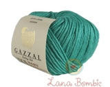Пряжа Gazzal Baby Cotton XL 3426 изумруд