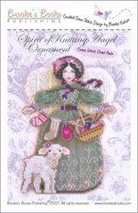 Brooke`s Books Publishing Spirit of Knitting Ange