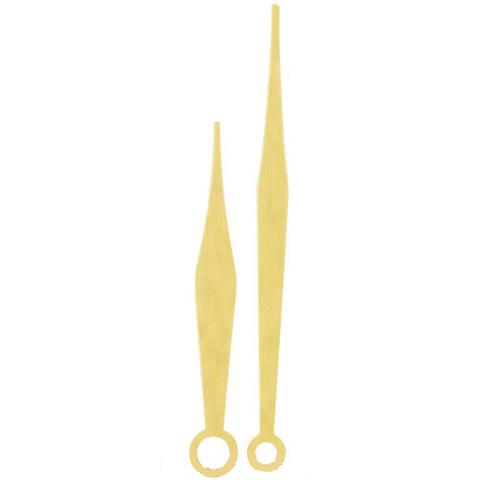059-9254 Часовые стрелки №35 (Золото)
