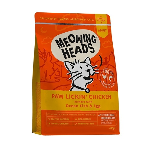 BARKING HEADS PAW LICKIN' CHICKEN