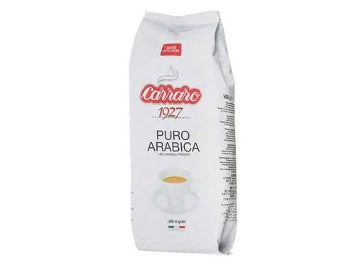 Кофе в зернах Carraro Arabica 100%, 250 г