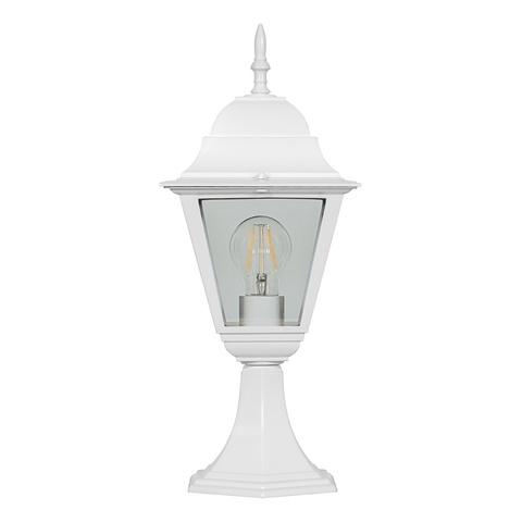 Садово-парковый светильник FERON 4104 60W 230V E27 белый
