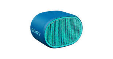 Портативная акустика Sony SRS-XB01 (синий)