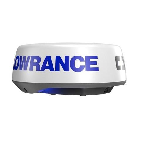 Lowrance Halo20+ radar