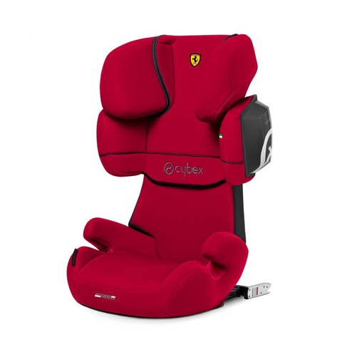 Cybex Solution X2 Fix Scuderia Ferrari