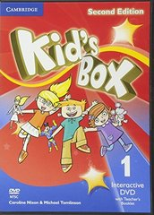 Kid's Box Updated Edition Second Edition 1 Inte...