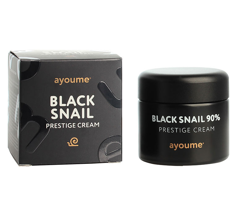 AYOUME Крем для лица AYOUME с муцином черной улитки 90% Black Snail Prestige Cream 70мл. 6005277478.jpg