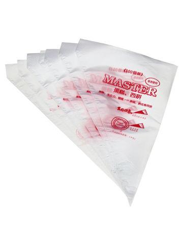 Мешки одноразовые кондитерские 28 см тонкие, 100 шт.