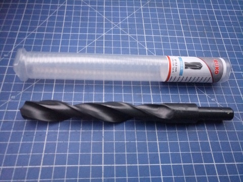 Сверло по металлу ц/x 19,0x198/135мм xв.=13мм DIN338 h8 5xD 118° HSS-R Ruko 200190