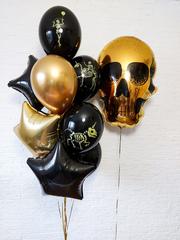 воздушные шары на хеллоуин