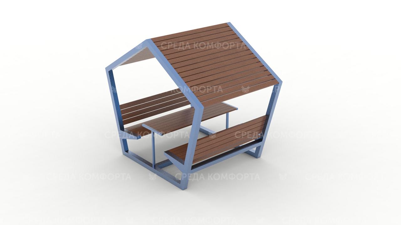 Скамейка с навесом SCAM0094