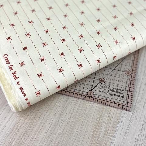 Ткань для пэчворка, хлопок 100% (арт. M0671)