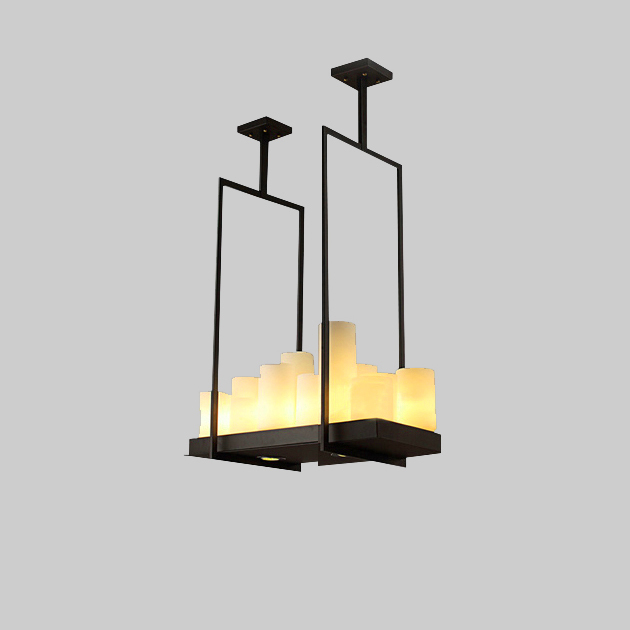 Потолочный светильник копия Altar by Kevin Reilly L50