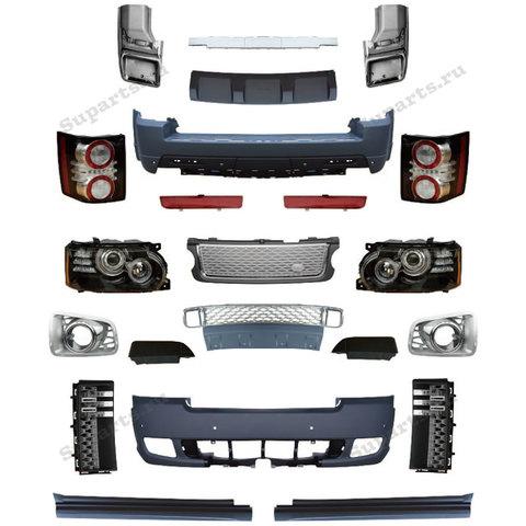 Комплект обвеса (полный) Range Rover Autobiogrophy 2010-2012