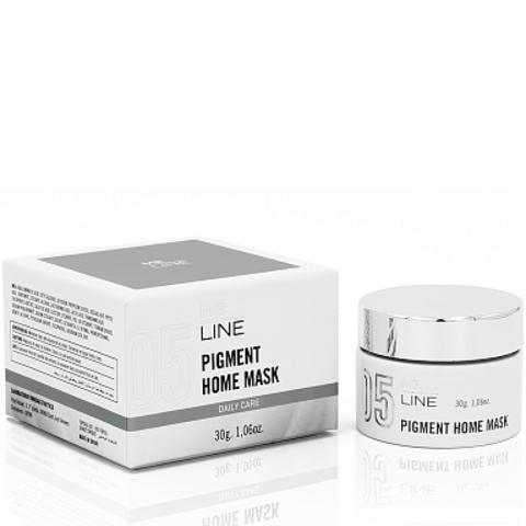 05 Милайн Пигмент Маска / 05 M.E. LINE Home Pigment Mask