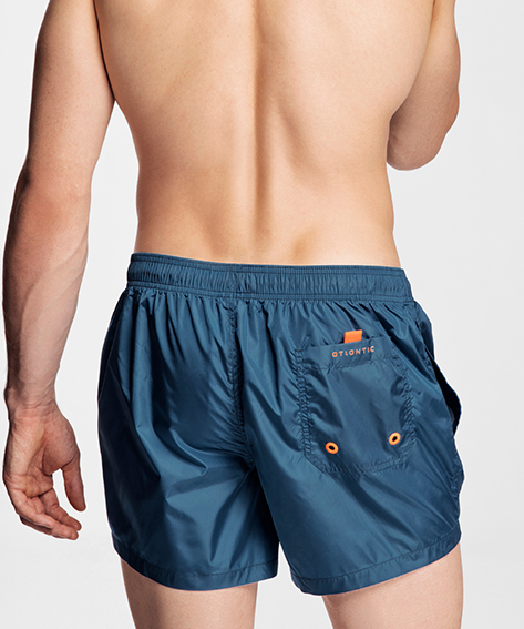 Укороченные шорты пляжные мужские KMB-188