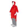Картинка дождевик Tatonka Poncho 2 red - 1
