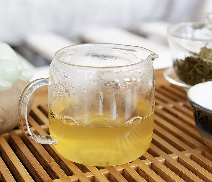 TEA-CH105 Зеленый китайский чай «Облачный Туман» ( Юнь У, 50 гр) фото 11
