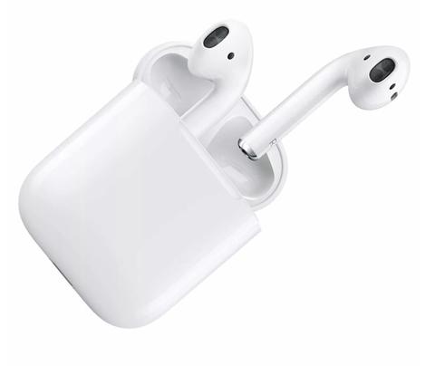 Беспроводные наушники с микрофоном Apple AirPods BT (MMEF2ZE/A)