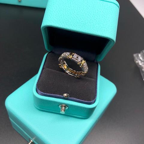 Кольцо Sixteen Stone Ring