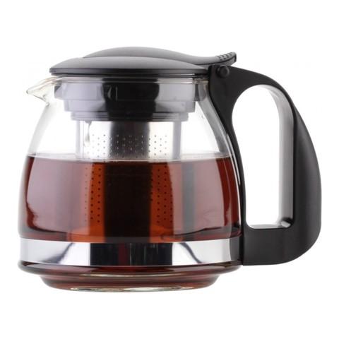 Чайник заварочный Walmer Aster (0,7 литра), черный