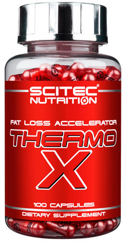 Scitec Nutrition Thermo-X 100 капс