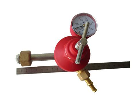 Газовый редуктор БПО-5-КР1 для компазитного баллона с вентилем СНГ