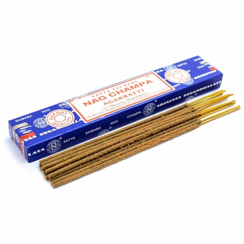 Индийские палочки Satya NagChampa Agarbatti