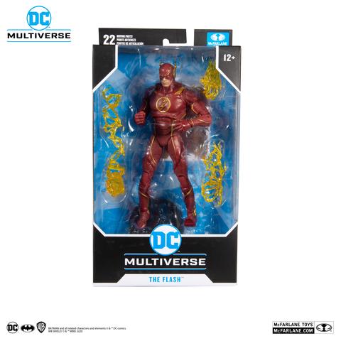 Фигурка Флэш — McFarlane Toys DC Injustice 2 Flash Figure (18 см)