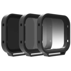 Набор фильтров PolarPro VENTURE HERO6/7 Black
