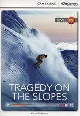 Tragedy on Slopes Bk +Online Access