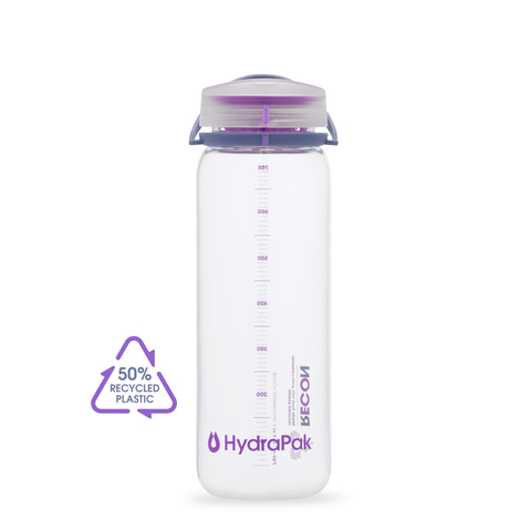 Бутылка для воды HydraPak Recon (0,75 литра), фиолетовая