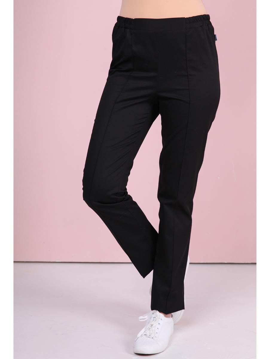 Б-101/2|MediS.moda брюки медицинские черные