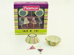6603 FISSMAN Набор для выпечки кексов 50x40 мм
