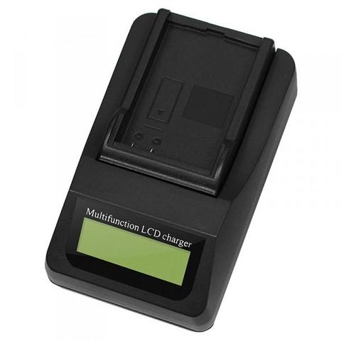 Зарядное LCD устройство Allytec для Canon LP-E8