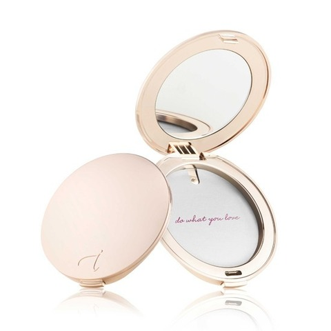 Jane Iredale Empty Refillable Compact Gold