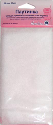 Hemline Паутинка клеевая для аппликаций и рукоделия, 1 лист