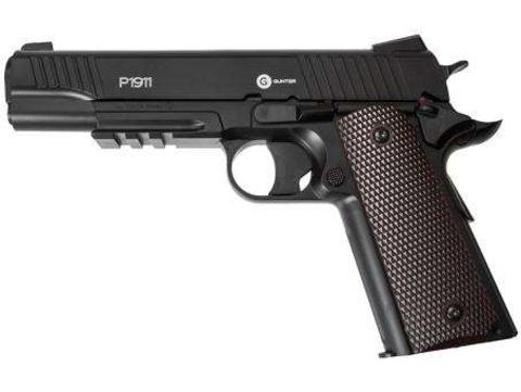 Пневматический пистолет Gunter P1911