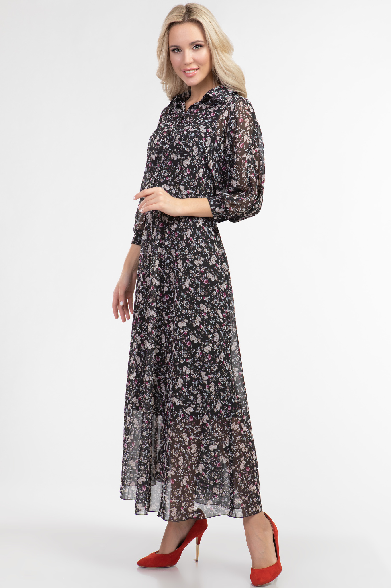 5075   Платье