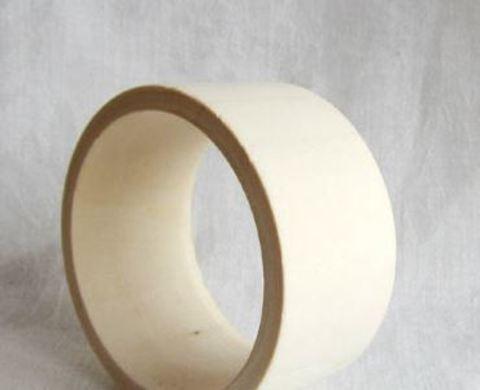 Основа для браслета 75х40 мм деревянная