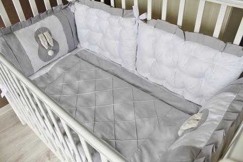 Комплект постельного белья Sweet Baby, 3 стороны кроватки