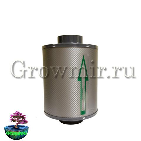 Канальный проходной угольный фильтр-П 160м3