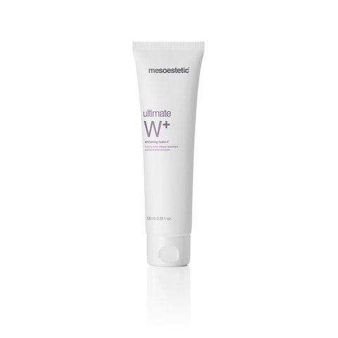 Ultimate W⁺ whitening foam 100 ml